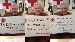 Madison  County Blood Drive Volunteers Needed
