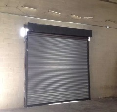 JC-Commercial Roll-Up Doors & Folding Gates