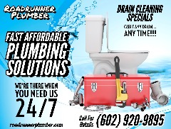 PLUMBING ◈ DRAIN CLEANING SERVICE ◈ PLUMBER ☎︎