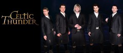 Celtic Thunder Concert Tickets