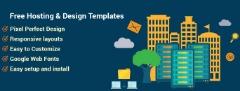 Free Hosting & Design Templates