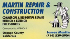 General Contractor ready for jobs!
