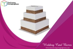 Wedding Card boxes with all the colors of your event