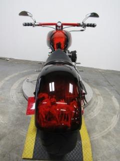 Custom Chopper Fire Fighter Edition for sale in Michigan U4122