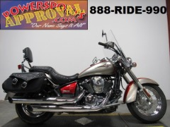 Used Kawasaki Vulcan 900 for sale in Michigan U4274