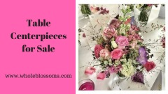 Purchase Most Affordable Centerpieces for Venue Decor