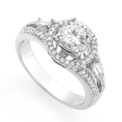 Shop Rose Gold Engagement Rings