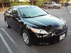 2009 toyota camry Black Beauty Excellent Condition !!