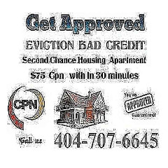 404-707-6645 Bad CREDIT Eviction Get APPROVED With $75 CPN Number NUMBERS