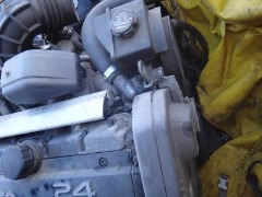 VOLVO ENGINE WITH TRANSMISSION