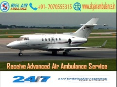 Avail the Most Reliable and Low-Cost Air Ambulance in Bangalore