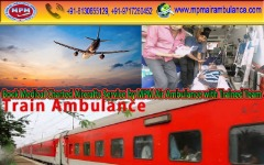 Highly Qualified Medical team by MPM Air Ambulance Service from Bangalore