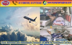 Need Most Cost-effective MPM Air Ambulance Services in Ranchi at Genuine Cost