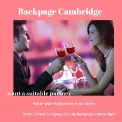 United kingdom classified, BACKPAGE CAMBRIDGE