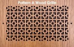Large Number Of Varieties In Wood Air Vents