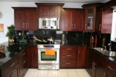 Enjoy the Cherry Kitchen Cabinets from GEC Cabinet Depot