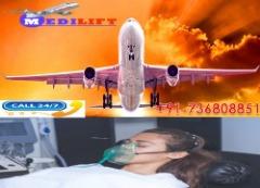 Take Superior and Quick Air Ambulance Service in Kolkata