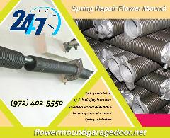 Residential Garage Door Spring Repair ($25.95) | Flower Mound Dallas, 75022 TX