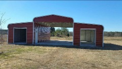 Steel & Metal Carports Building in Brooksville Fl
