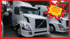 2012 Volvo VNL64T 630 Safeties/Certified or $5,000 Discount