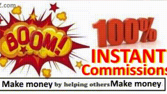 Instant 100% Commissions. Get $25 to $500 Every Day with your own Digital Franchise