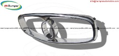 Maserati 3500GT Grille part (1960-1964) stainless steel